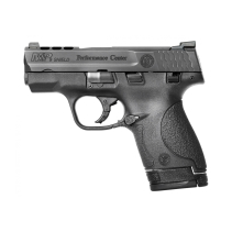 Pistolet Smith&Wesson Performance Center Ported M&P9 SHIELD Night Sights kaliber 9x9 MM