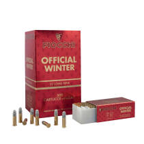 Amunicja Fiocchi kal. 22 LR OFFICIAL WINTER 40gr/2,59g
