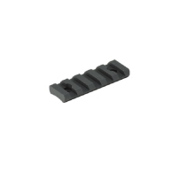 "Aluminiowa 2"" szyna 1913 Picatinny Podstawa Muszki do łoża JP 12:00 Tactical Rail Front Sight"