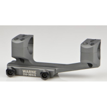Warne Extended Skeletonized 30mm MSR Mount 20MOA (Tactical Grey)
