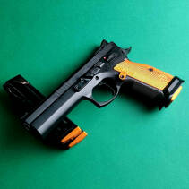 Pistolet CZ 75 TS Orange 9mm