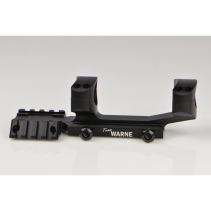 Warne AR15 - 30mm Tactical 1PC Black