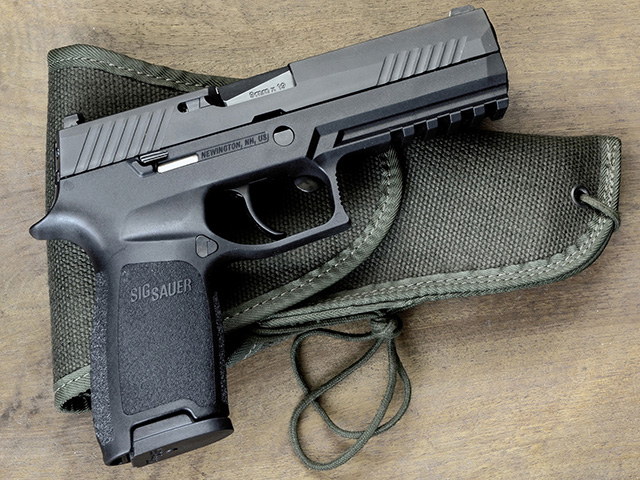 Sig Sauer P 320 FULL SIZE