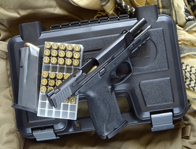 Smith & Wesson M&P 45 M 2.0